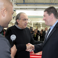 Most Fiat dealers in the US are located at Chrysler dealers