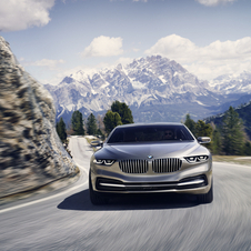It reimagines the 6 Series as an even more luxurious GT car