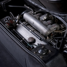 The turbo engine was carried into the 2002 Turbo but produced 170hp, not the 200hp from the concept