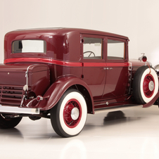 Cadillac V-12 Town Sedan by Fisher