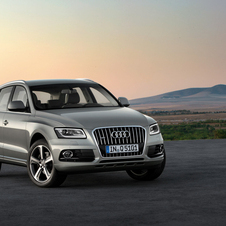 The Q5 is Audi's best-selling model in the United States
