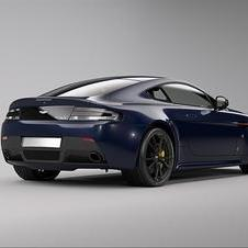 Aston Martin V12 Vantage S Red Bull Racing