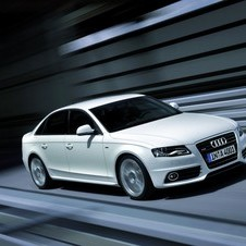 Audi A4 3.0 TDI Attraction quattro