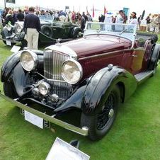Bentley 4 1/4-Litre