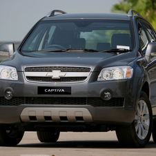 Chevrolet Captiva 2.0D Automatic