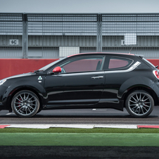 The special edition is based on the Mito 1.4 Turbo MultiAir 170 bhp Quadrifoglio Verde