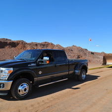 Ford F-Series Super Duty Gen.2