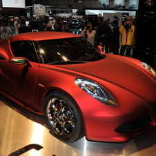Alfa Romeo badly needs new product. Hopefully, the 4C is just a start