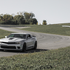 It is the fastest Camaro around a race course