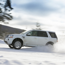 Land Rover Freelander SE Tech TD4