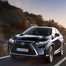 Lexus RX 450h Executive+ AWD
