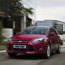 Ford Focus 1.6TDCi Trend SW