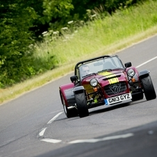 Caterham kit cars will be on sale in the US for the first time in five years