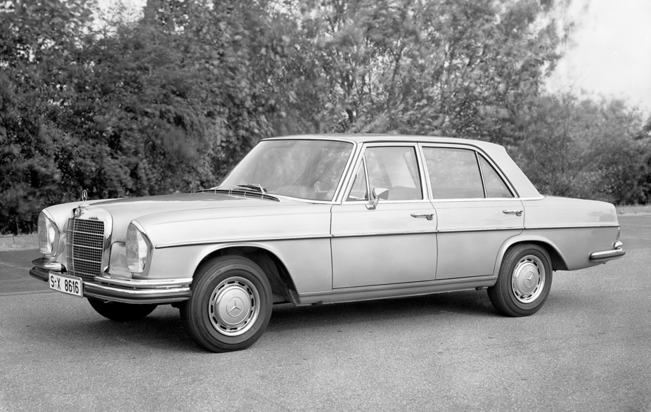 Mercedes-Benz 280 SE 3.5 Automatic