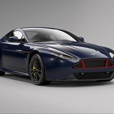 Aston Martin Vantage Red Bull Racing will have a limited production of around 30 units