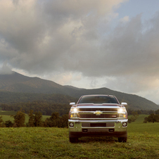 Chevrolet Silverado 3500HD Duramax 6.6 regular cab 4WD