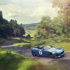 Jaguar has shown concepts for more sporty versions of the F-Type