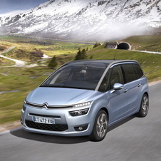Citroën Grand C4 Picasso 2.0 BlueHDi Exclusive