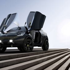 The Kia Niro concept imagines Kia's future compact crossover