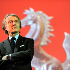 Luca di Montezemolo took over Ferrari in 1991.