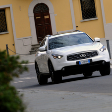 Infiniti FX37 AWD Limited Edition