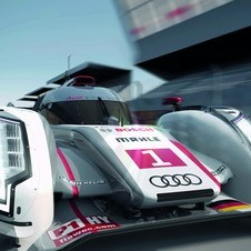 Audi will not only race the E-tron Quattro