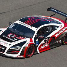 Audi quer competir nas categorias de topo do novo United SportsCar Series