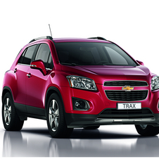 The Trax shares a platform with the Opel Mokka and Buick Encore