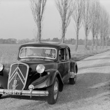 Citroën Traction 15/6 H Saloon
