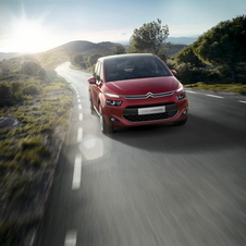 Citroën C4 Picasso 1.2 Pure Tech Intensive 17