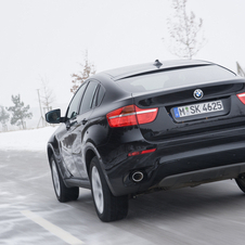 BMW X6 xDrive50i Sport-Automatic