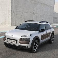 Citroën C4 Cactus 1.6 e-HDi Feel Edition