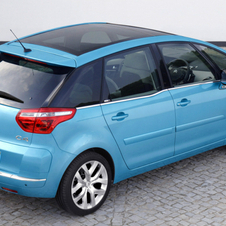 Citroën C4 Picasso 1.6 THP Exclusive EGS