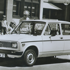 Fiat New 128 1300 C Saloon