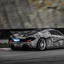 The production P1 is supposed to be ready this summer