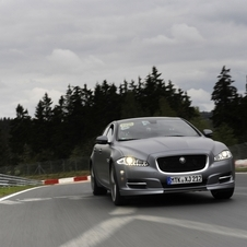 Jaguar XJ Speed Ring Taxi