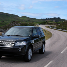 Land Rover Freelander 2 TD4 2.2 SE Dynamic 4x4