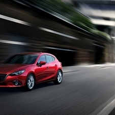 The Mazda 3 Hybrid will launch in Japan next year