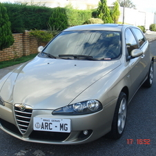 Alfa Romeo 147 2.0 T. Spark Selespeed Distinctive