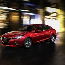 Mazda is planning new powertrain options for the 3