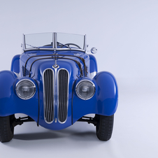 The BMW 328 turns 75