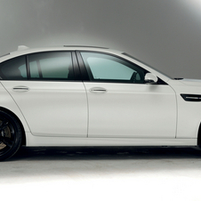 The M5 gets £22,075 in extra options