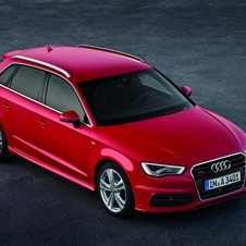 The new Audi A3 is already built on the new platform of the Volkswagen Group