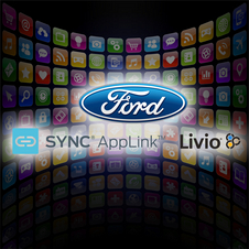 Ford purchased Livio to develop safer in-car technology