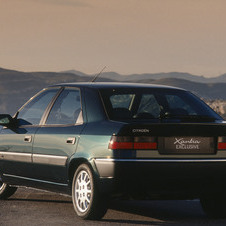 Citroën Xantia V6.24 Exclusive