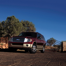 Ford Expedition EL Eddie Bauer 4X4
