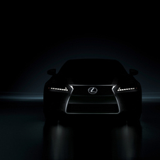 Lexus to Reveal New GS at Pebble Beach