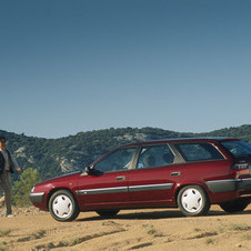 Citroën Xantia 1.8i 16V SX Break