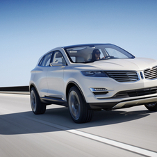 The production version of the MKC will be launched by the end of 2013