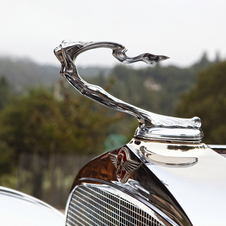 Cadillac V-16 All-Weather Phaeton by Fisher